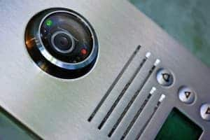 An image of an Access control unit