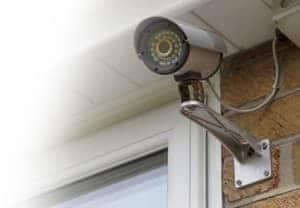 An image of an expert CCTV camera in Hinckley