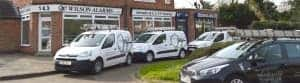 An image of Wilson Alarm Systems Ltd in Leicester