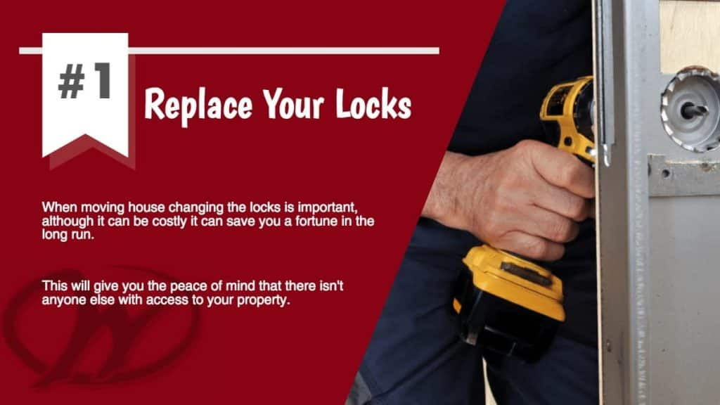 Replace Your Locks
